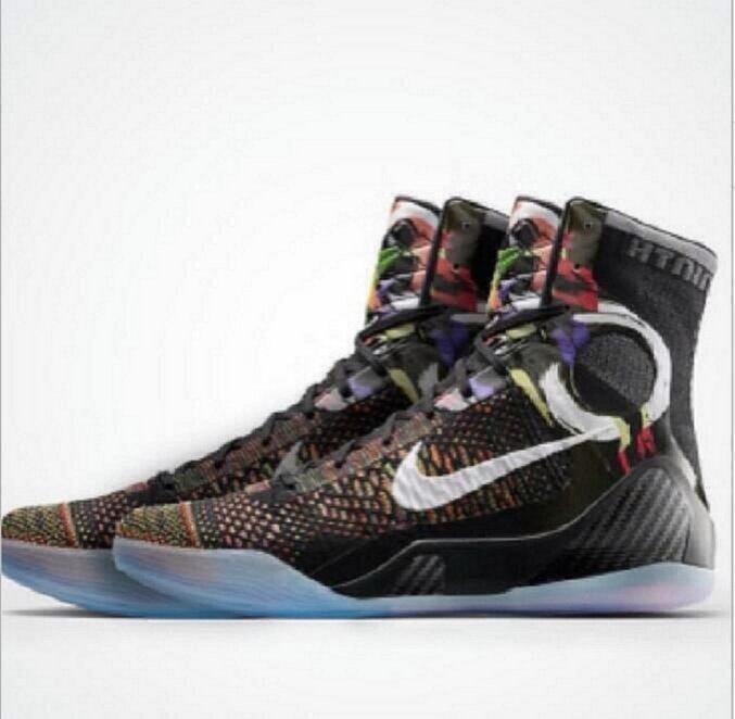 new product b0aba fc5f6 With the Mamba s recent return to practice, we should be seeing the Kobe 9  on the court any day now.