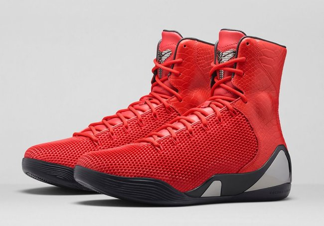 527c5605128 Nike Kobe 9 (IX) KRM EXT Color  Challenge Red Challenge Red Style   716993-600. Release  12 19 2014. Price   275.00