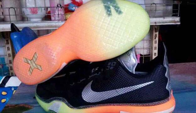 Nike Zoom Hyperflight PRM Hero Kobe Bryant Black Poison Green
