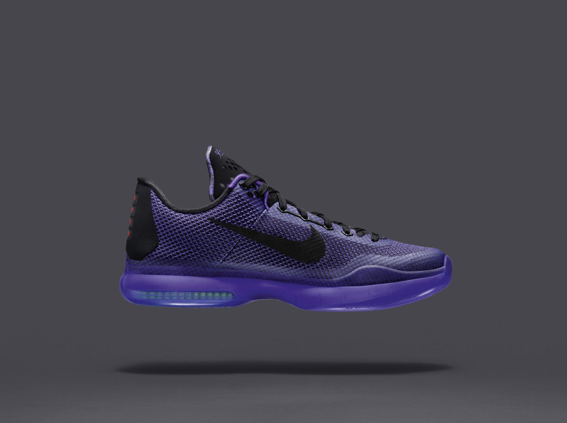 sports shoes f9a26 237cb NIKE KOBE X 10 BLACKOUT 705317 005 Size 11