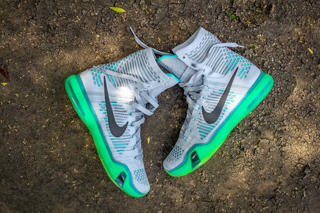 promo code 48b4a c5d08 Nike Kobe 10 (X) Elite Color  Wolf Grey White-Light Retro Style  718763-041.  Release  05 15 2015. Price   225.00