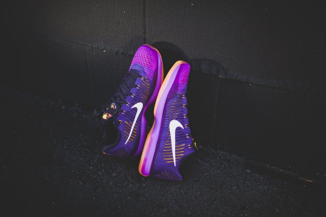nike kobe 10 elite red purple