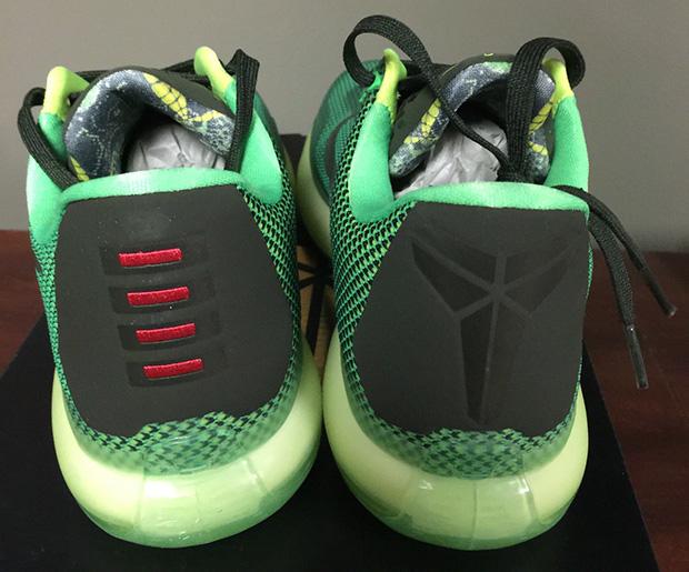 Nike Kobe 10 Poison Green Sequoia Volt