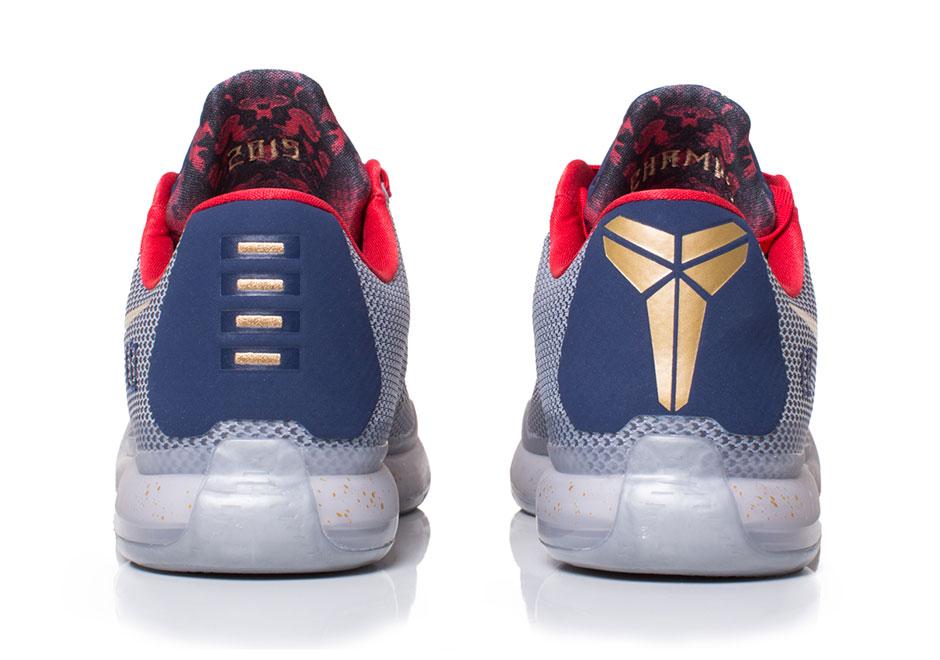 6e8d0868e1d0 Nike Kobe X UConn