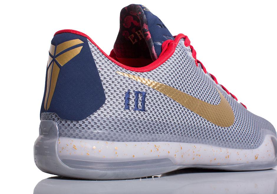 7244bb9b659b Nike Kobe X UConn