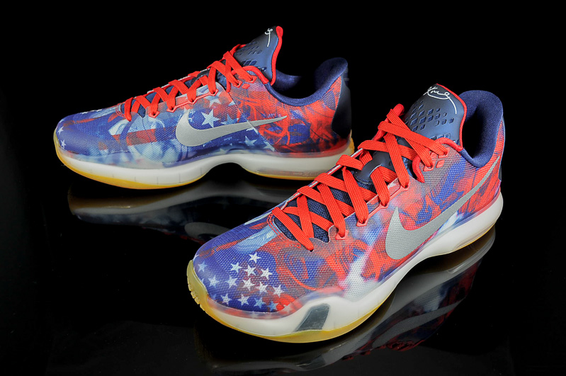 "Nike Kobe 10 ""USA"" Available Now"