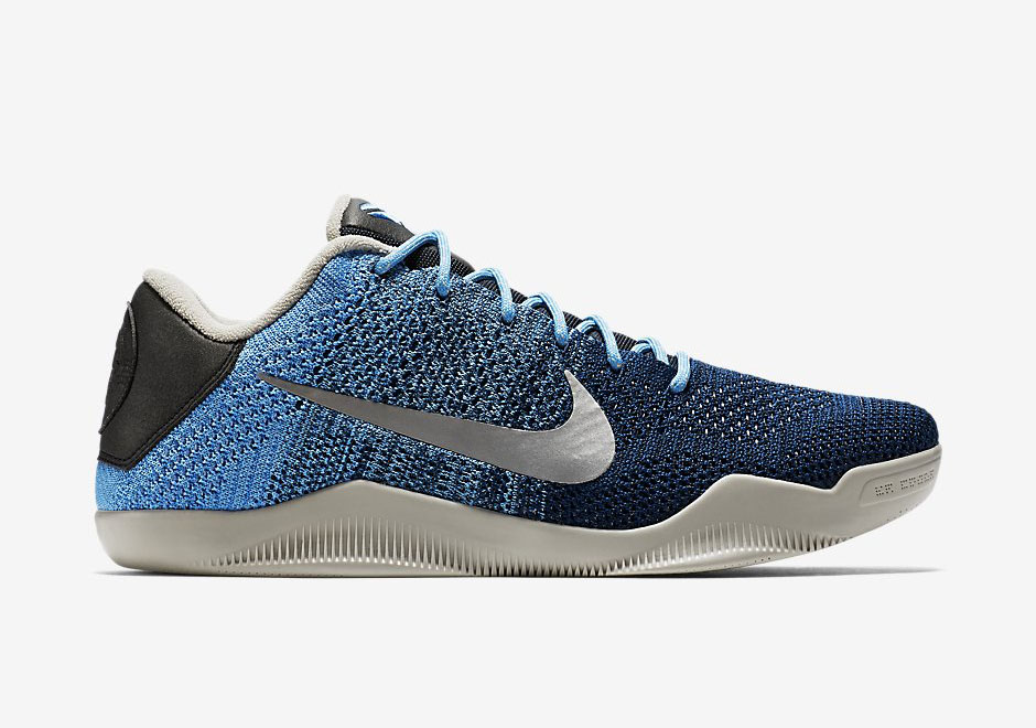 Nike Kobe 9 Elite XDR Brave Blue Silver Military Blue