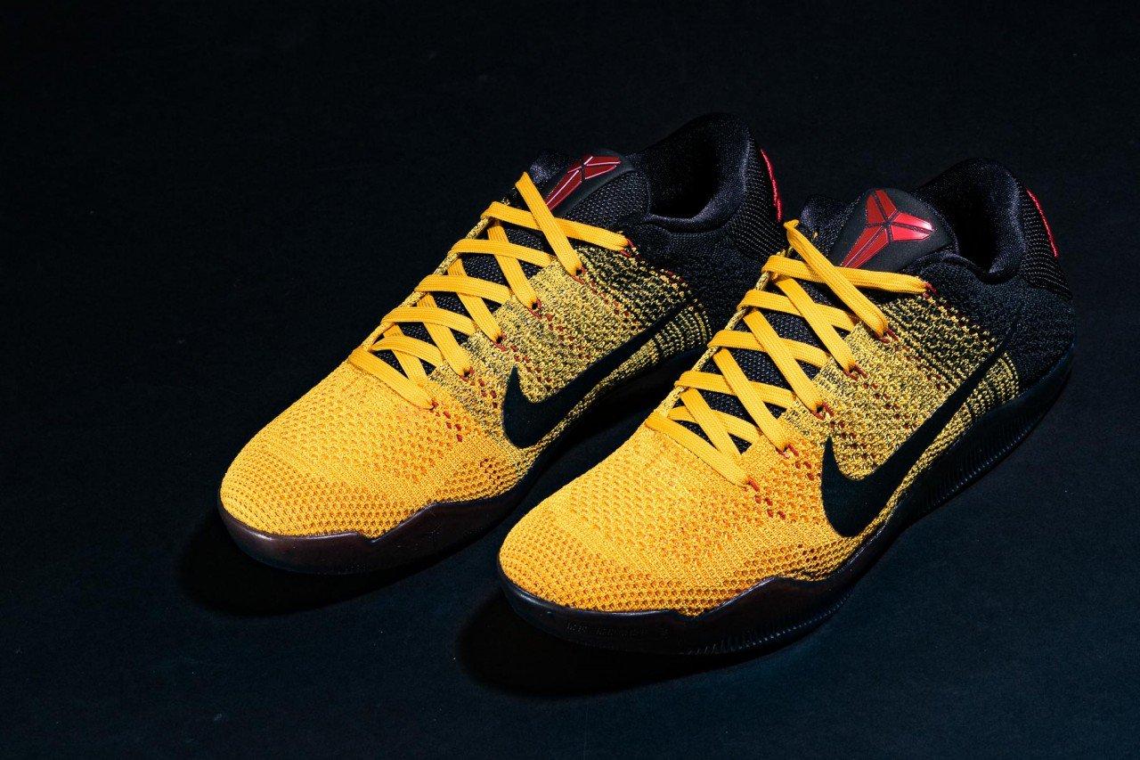 A Look at the Nike Kobe 11 Bruce Lee - Air 23 - Air Jordan ...
