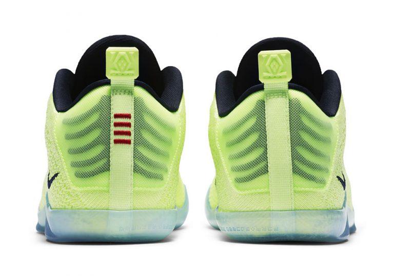ade895dac58b Nike Kobe 11 Elite Low Ghost of Christmas Past - Air 23 - Air Jordan ...