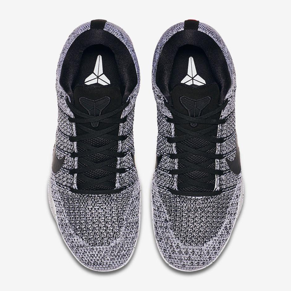 ad9c8cfdc6c Nike Kobe 11 XI ALT Tumbled Grey Metallic Gold 880463-079 FLYKNIT ELITE ALL  SIZE