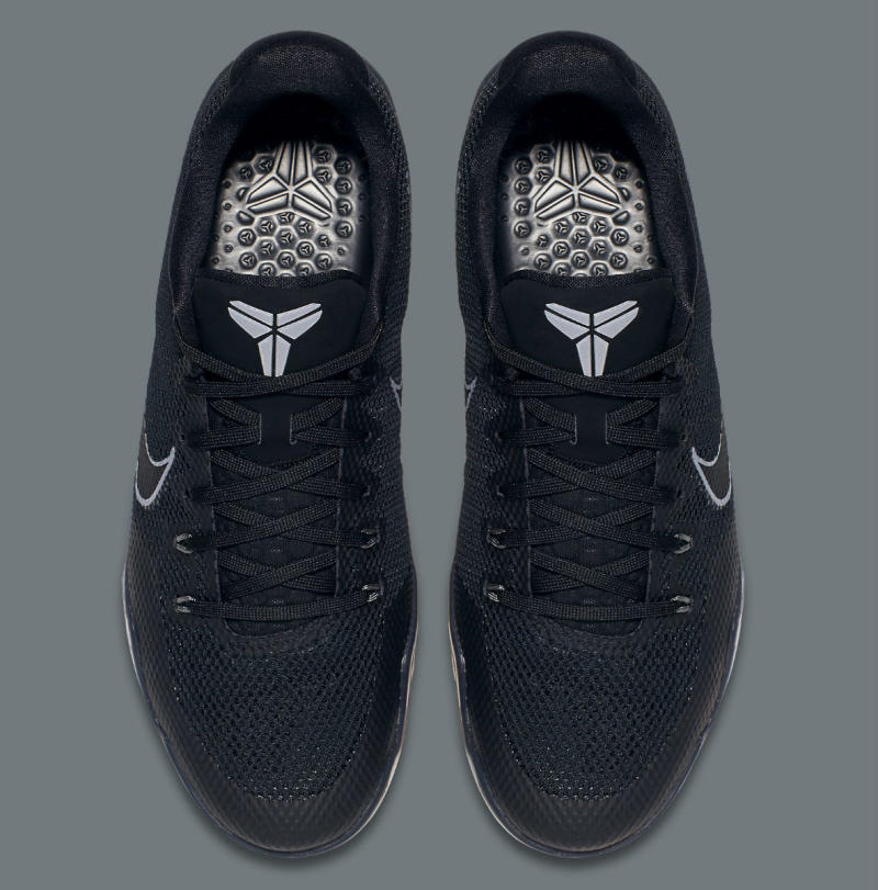 4f0752ad1e76 Nike Kobe 11 EM Low Triple Black - Air 23 - Air Jordan Release Dates ...