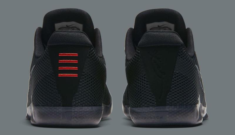 4f0752ad1e76 Nike Kobe 11 EM Low Triple Black - Air 23 - Air Jordan Release Dates ...