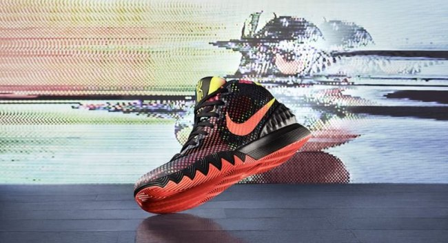 """fcf100608e6 The Nike Kyrie 1 """"Dream"""" will release in stores and online at sites like  Nike.com and Footlocker tomorrow"""