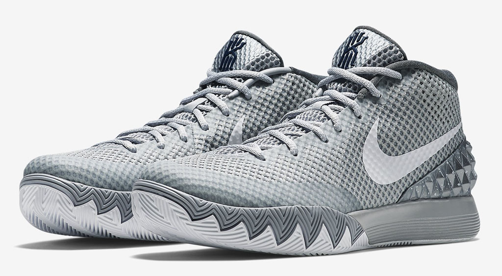 """cheap for discount 35af3 db73e Nike Kyrie 1 """"Wolf Grey"""""""