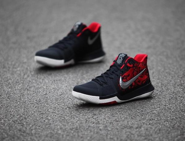 7cf439fad18e02 Nike Kyrie 3. Color  Multi-Color Multi-Color Style  852395-900. Release  Date  01 26 2017. Price   120.00