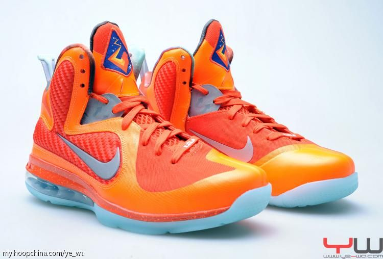 Christmas Lebron 9s.Nike Lebron 9 All Star Release Info And New Images