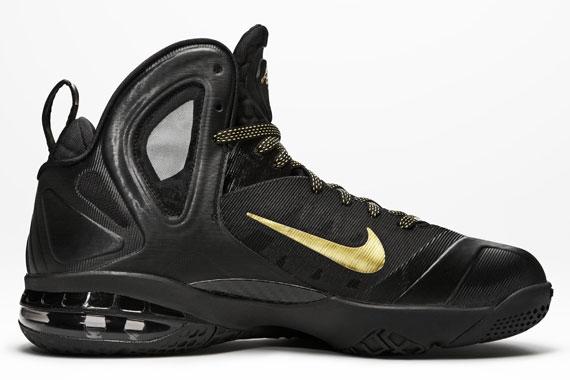 Nike LeBron 9 P.S. Elite Color  Black Metallic Gold-Black Style  516956-008.  Release  04 28 12. Price   250 4f9436b01303