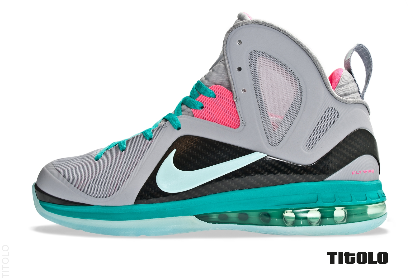 Lebron 9 Elite Colorways