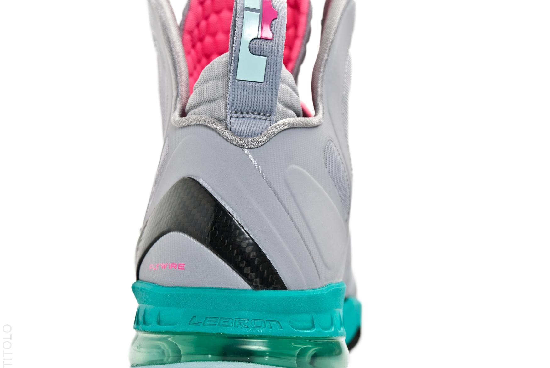 3cc4b1333d18 Nike LeBron 9 Elite