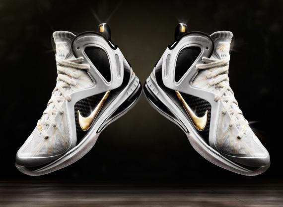 check out 25f9d c12e5 Nike LeBron 9 P.S. Elite Color  Black Metallic Gold-Black Style  516956-     Release  04 28 12. Price   250.00