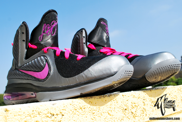 c245ee28525e Nike LeBron IX (9) Color  Cool Grey Vivid Grey-Black-Cherry Style   469764-003. Release  11 04 11. Price   170.00