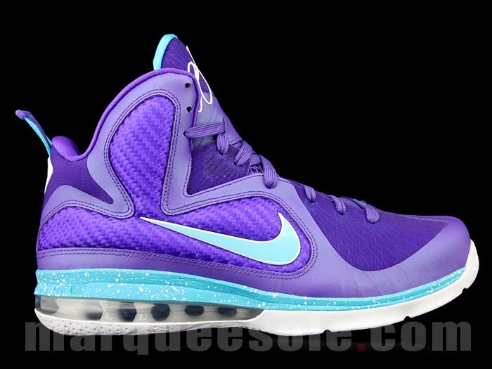 quality design 6717c b2423 Nike LeBron 9 Summit Lake