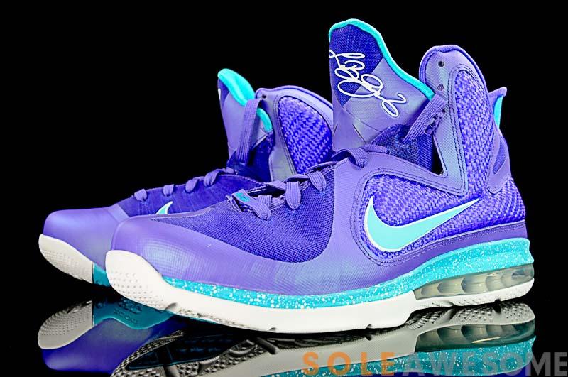 "on sale e977d 7a0eb Nike LeBron 9 ""Summit Lake"" – New Images"