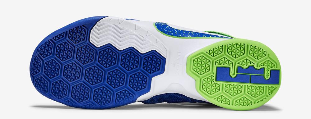 """884af7b9f80 Nike LeBron Zoom Soldier 9 """"Sprite"""" - Air 23 - Air Jordan Release Dates"""