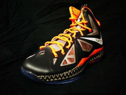 0124596b716 ... Black History Month Nike LeBron X. This pair will release alongside the  rest of the Black History Month Pack