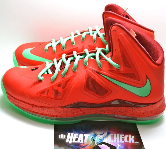 check out 739fb 73551 If the demand for these is anything like last year s release, prepare to  spend Christmas Eve camping out on your computer. NIKE LEBRON ...