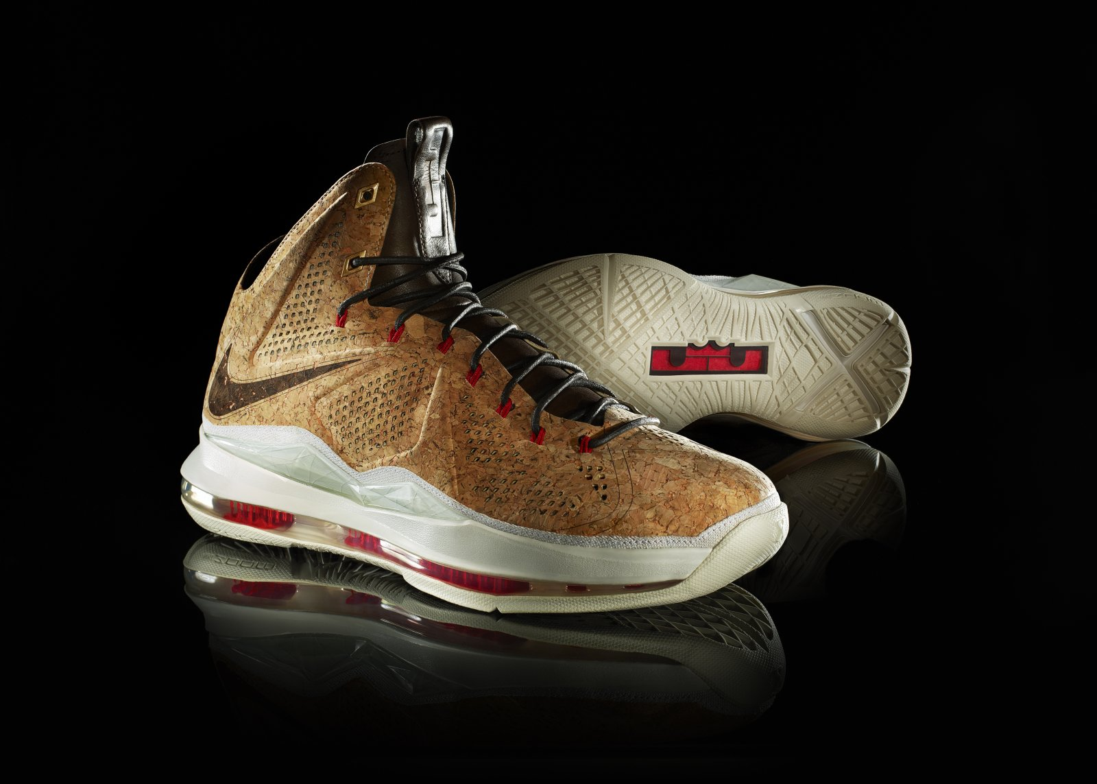 "Nike LeBron X ""Cork"" - Air 23 - Air Jordan Release Dates ..."