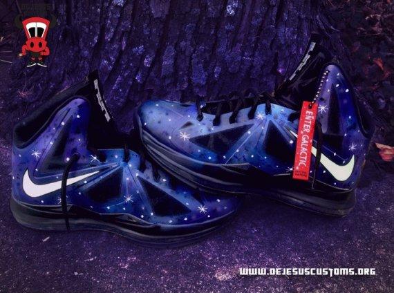 Nike Zoom Hyperflight PRM LeBron Superhero Pack