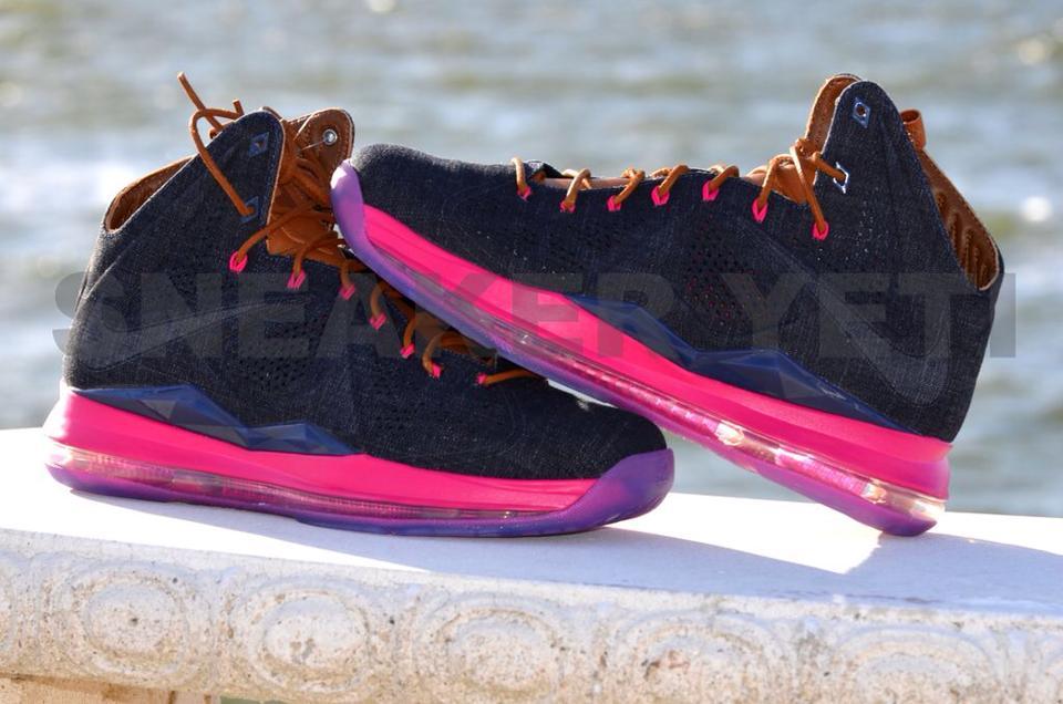 half off ba7dc fe5ed Nike Lebron X 10 Sz12