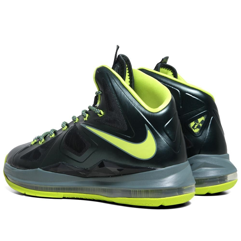 dunkman Archives - Air 23. Lebron X PS Elite Pure Platinum Lime Green Volt