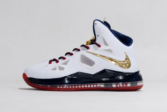 aeb7e18d2c2a Nike Zoom LeBron Soldier 10 Gold Medal SFG LTD Size 11.5 883333-174 MVP  Kyrie