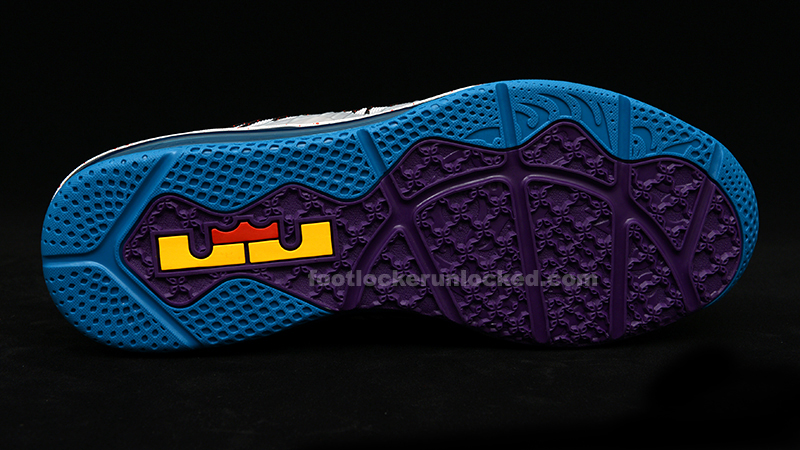 the latest dfc09 7b1c9 Nike LeBron Low Akron Aero 10