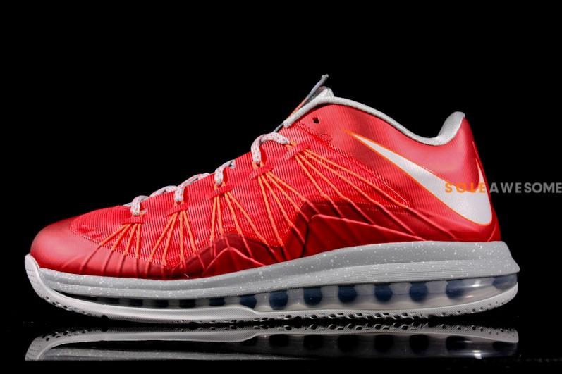 Nike LeBron X (10) Low...