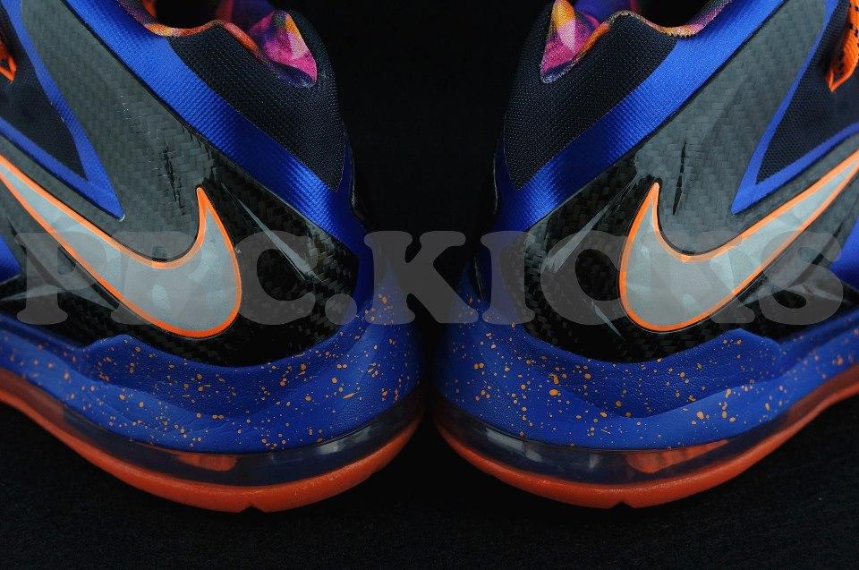 san francisco 0c9d5 be8cd ... P.S. Elite Color  Hyper Blue Pure Platinum-Blackened Blue Style  579827- 400. Nike LeBron Soldier 10 SFG LUX Men s White Basketball Shoes 911306 001