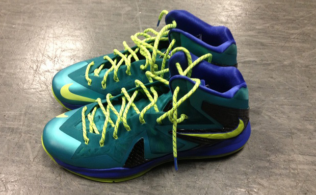Nike LeBron 10 PS Elite Sprite