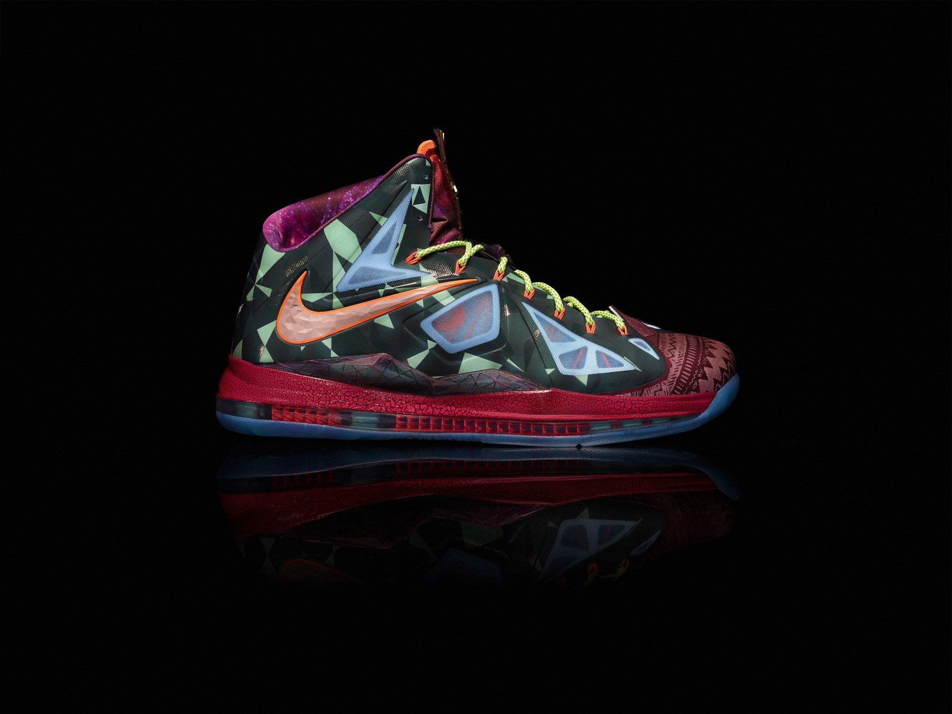 """Nike LeBron X (10) """"What the MVP"""" Release Info Lebron 10 Mvp Shoes"""