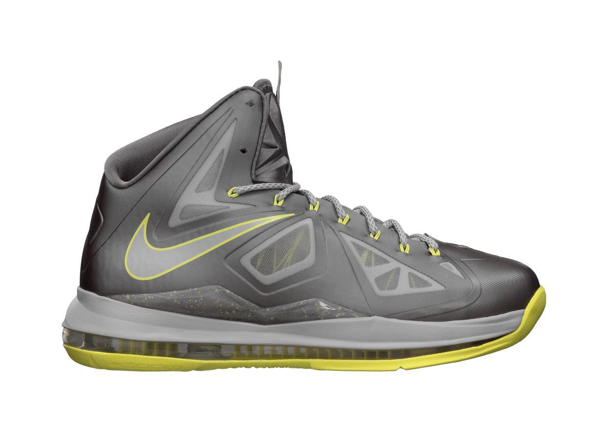 Advertisement(eBay) Nike Lebron 10 X PS Elite Gold Size 11.5