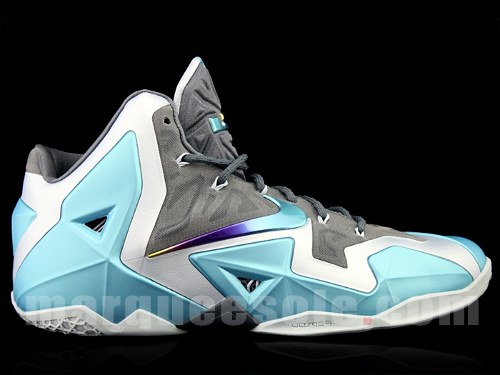 newest b1986 33d28 This color will hit stores on November 16, retailing for  200. Nike LeBron  11 (XI) Color  Armory Slate Gamma Blue-Light ...