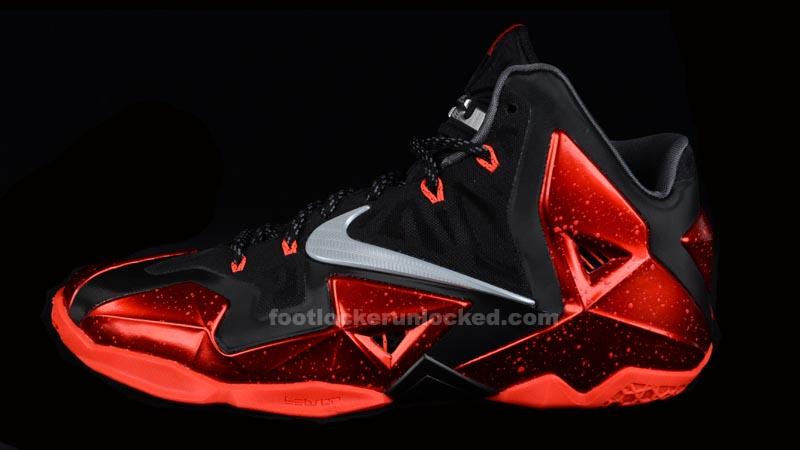 51412e9b3ea Nike LeBron 11