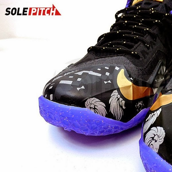 Lebron 11 black history month socks