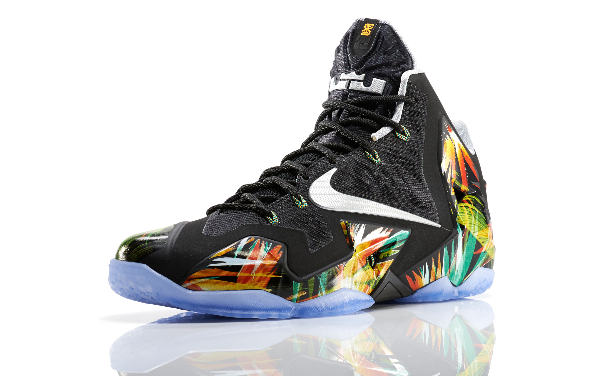 "new products dba66 20664 Nike LeBron XI (11) ""Everglades"""