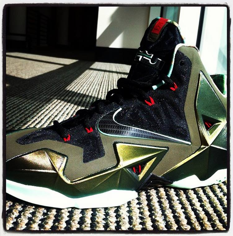 outlet store 46d4f 7f09e Nike LeBron XI (11) - Another Look