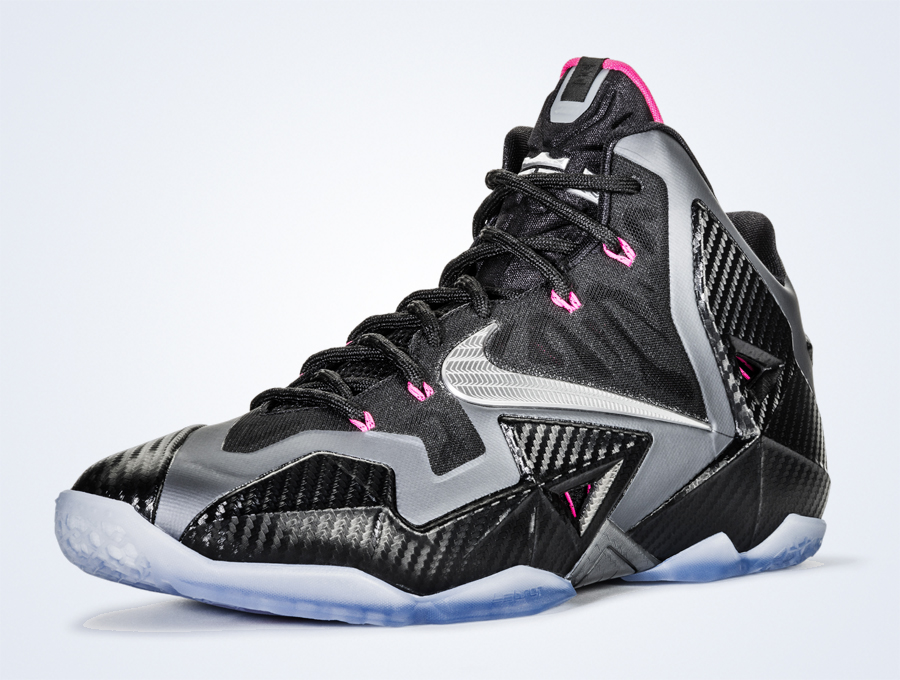"new product 98ca2 4c63b Nike LeBron XI ""Miami Nights"" Release Info"