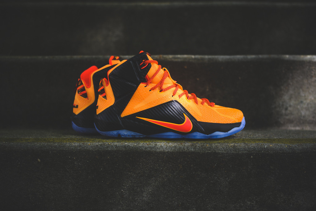 finest selection da1aa 22bc5 Another Look at the Nike LeBron 12