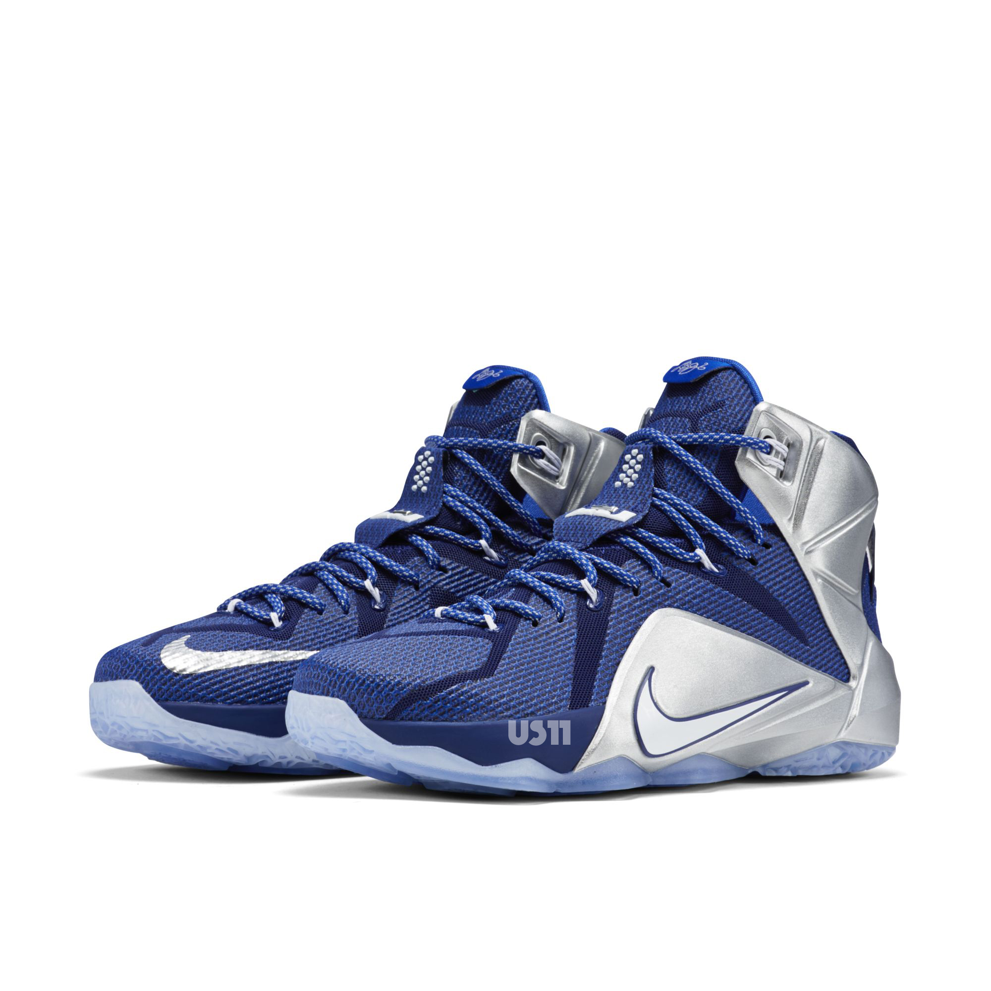 wholesale dealer 6f855 c6cb9 ... france nike lebron 12 deep royal blue images release date 621a4 e5d02