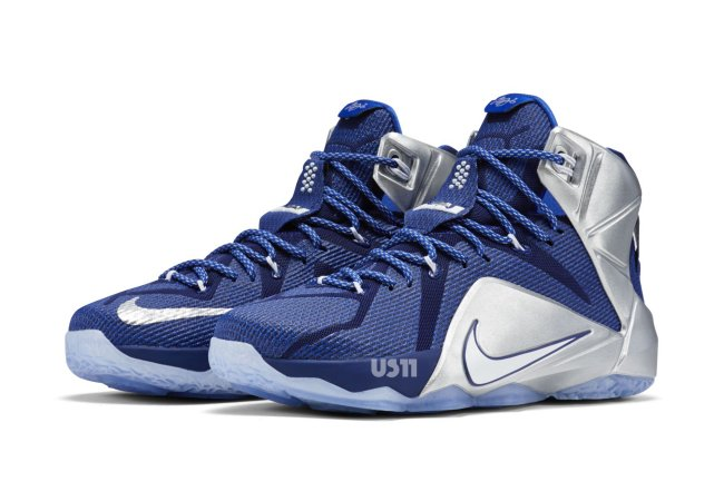 The Deep Royal Blue White-Metallic Silver-Lyon Blue will release in stores  on March 61fc64110